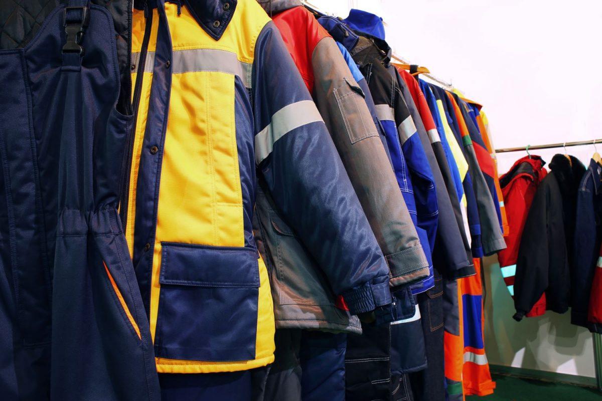 Pranie rękawic i odzieży roboczej oraz ochronnej