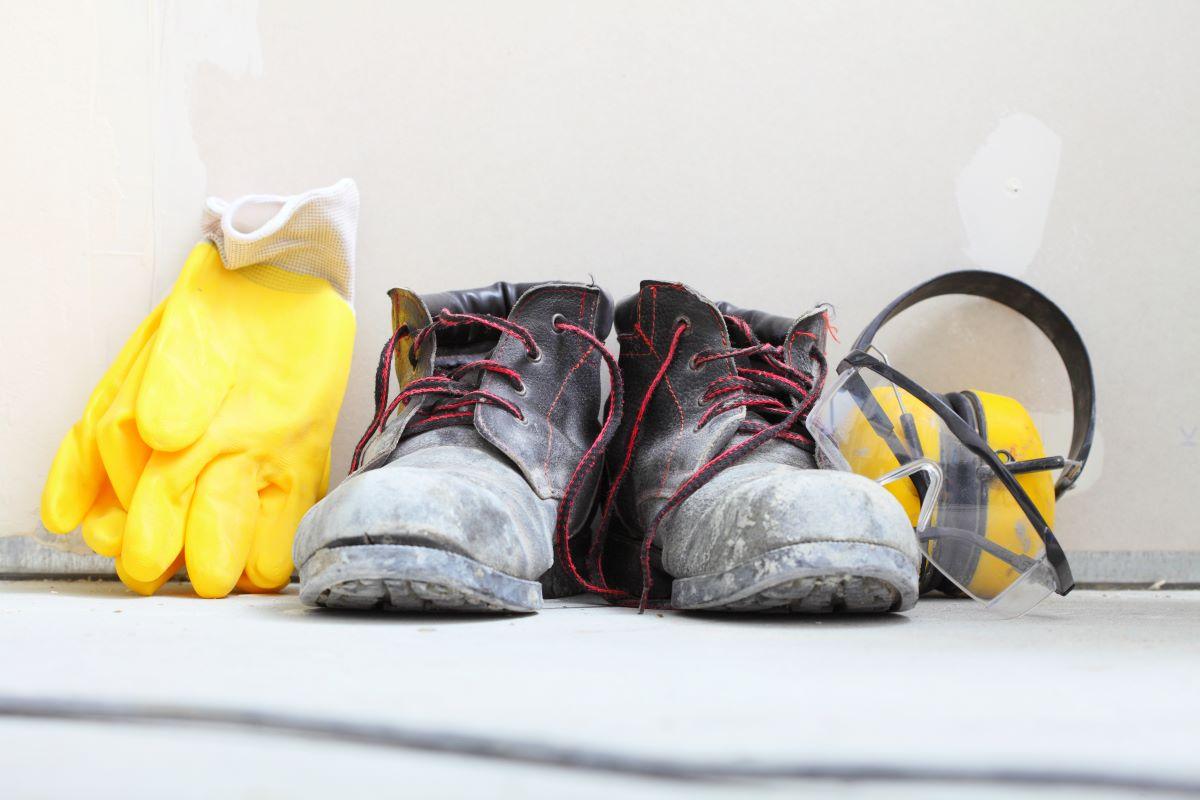 buty robocze a rodzaj wykonywanej pracy